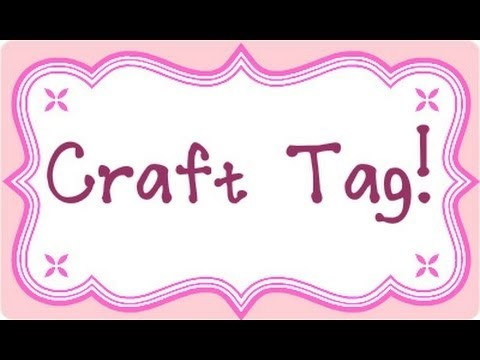 Chiacchiere e.  CRAFT TAG!