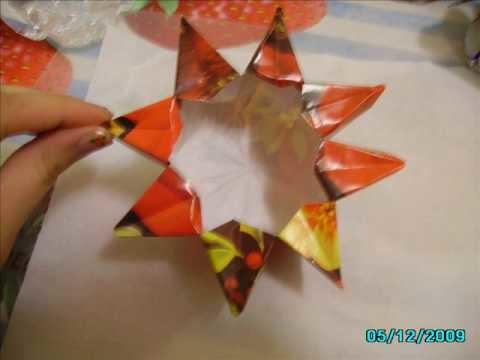 Cliomakeup concorso passioni-origami.wmv