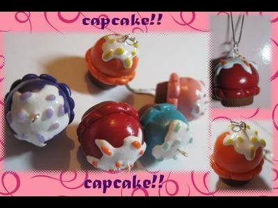 DIY Polymer clay: cupcake (altra modalità)!