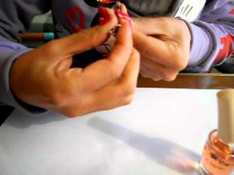 Nail Art Jack Sparrow