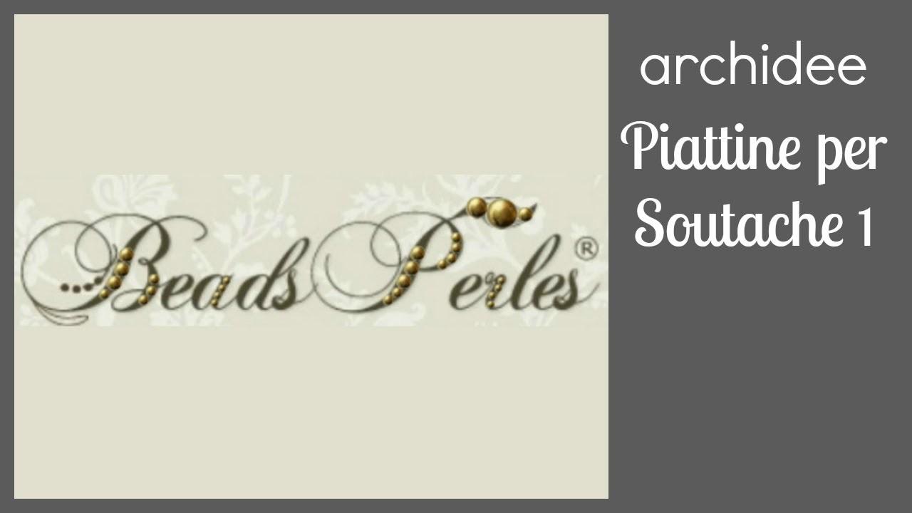 Review Acquisti Beads Perles | Piattine Per Soutache | Recensione Negozio Spagnolo
