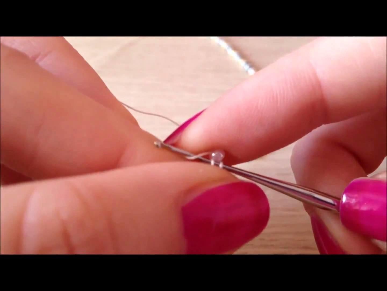 Spirale Crochet di Perline 9 0
