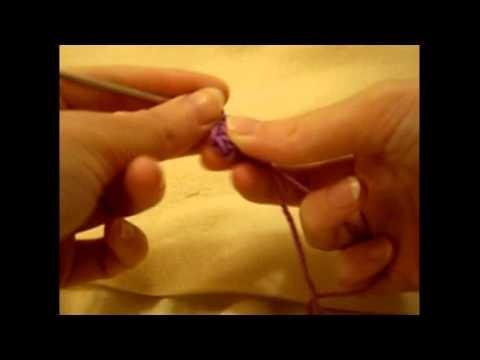 AMIGURUMI TUTORIAL FIORE LALA' (CROCHET)amigurumi flower tutorial Lalah