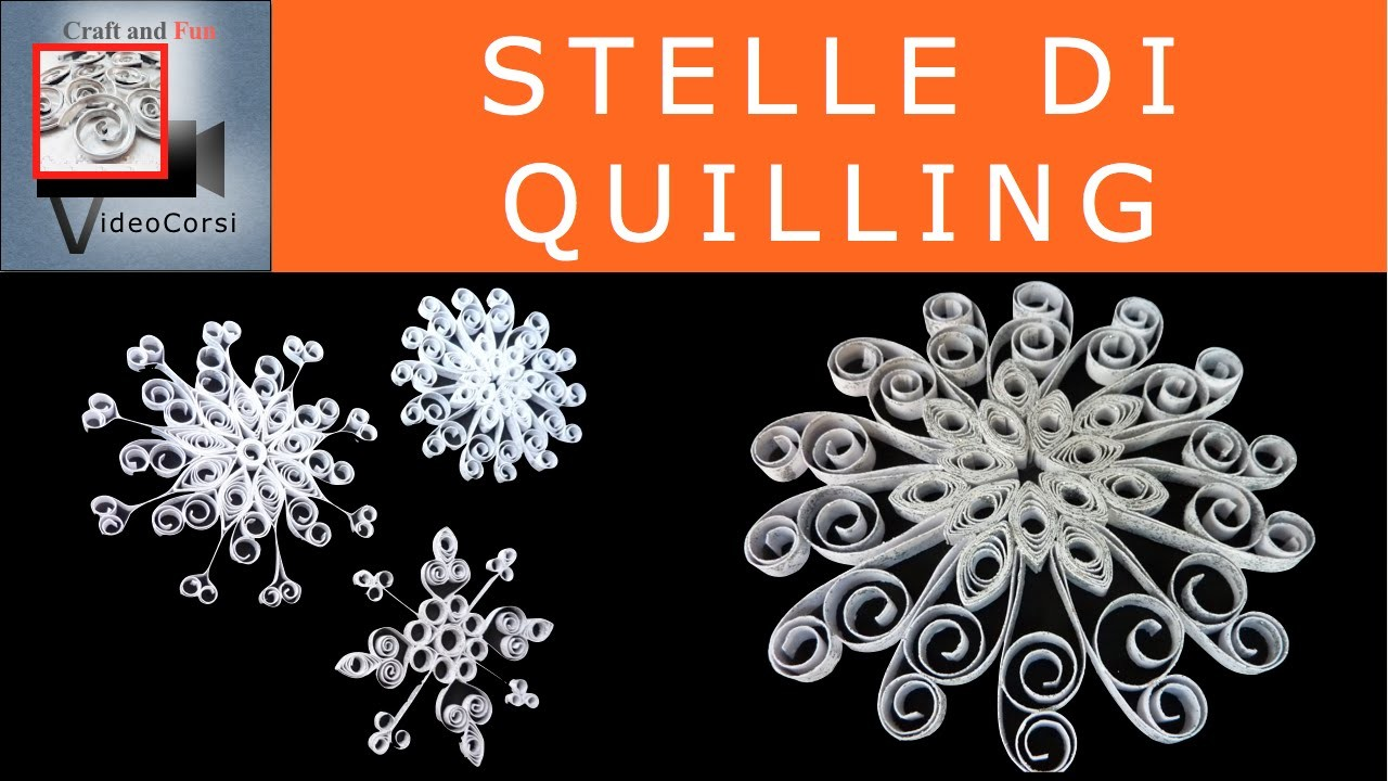 Craft and fun - strisce per il quilling