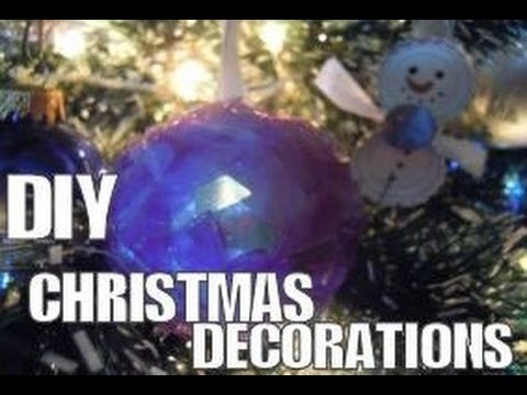 Diy:Christmas Decorations