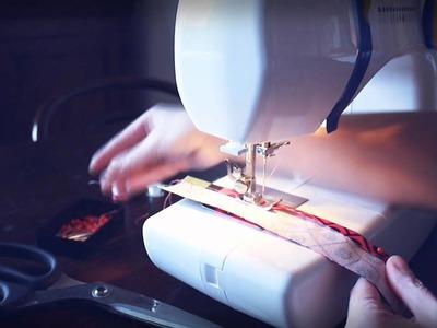 DIY - Creare con i tessili: i bijoux di Silvia