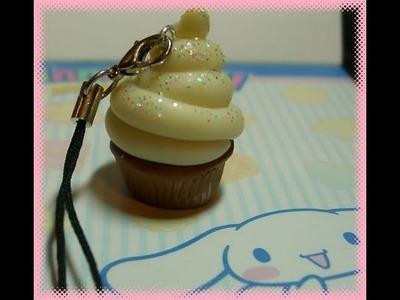 DIY Polymer clay: tutorial cupcake con creazione di stampo