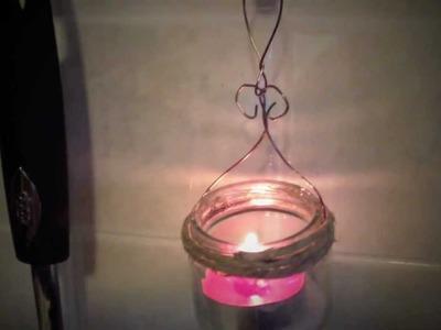 DIY: riutilizzare vasetti di vetro