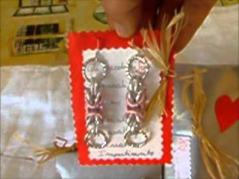 I miei pacchetti tutti fatti a mano - paper craft gift box