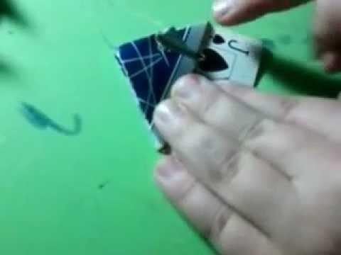 Le rane origami