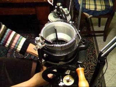 Macchina da maglieria per calze - NZAK - New Zealand Auto Knitter
