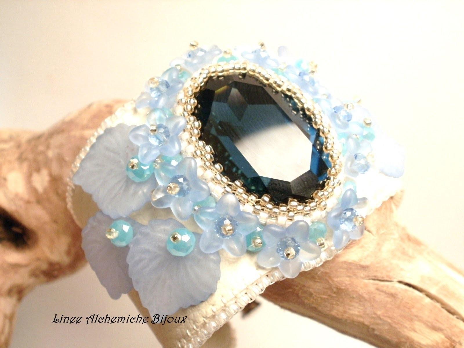 Nuove creazioni | Bead embroidery e Bead crochet - Schemi per bead crochet | Bead crochet pattern