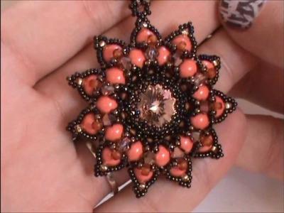 Nuove creazioni: ciondoli vari e. .mini spirale al crochet!