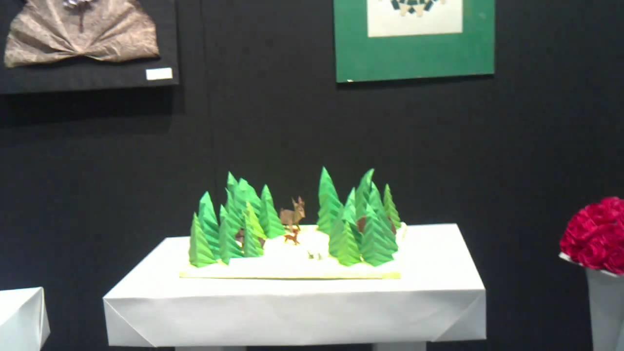 Origami a Creattiva 2011