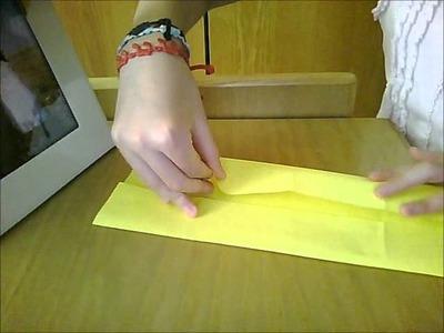 Origami -Costruire una scatola-
