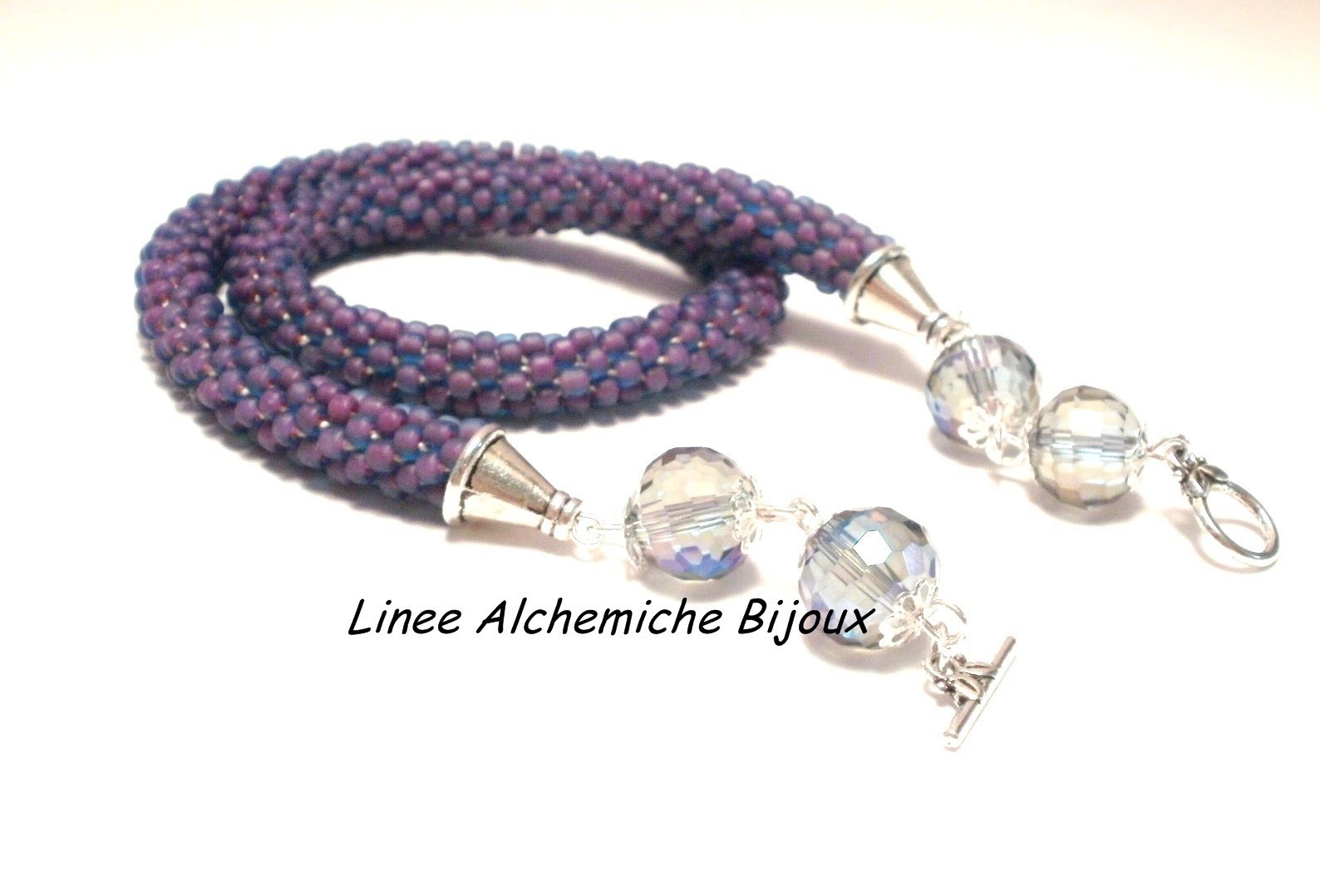 Tutorial bead crochet - Video introduzione alla tecnica