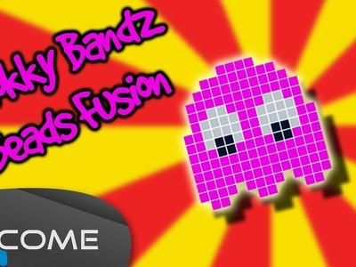 Fantasma di Pacman con Shokky bandz beads