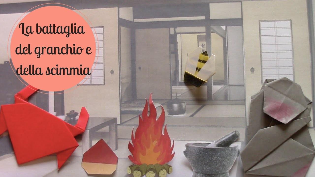 Favole attraverso origami w. itsmemartin | Chibiistheway