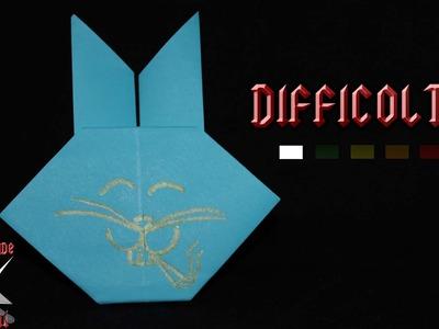 [ORIGAMI ITA] Coniglietto Di Pasqua || Origami Di Pasqua.Facili
