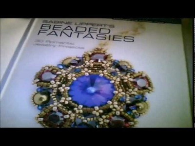 Recensione Libro. Book review | Beaded Fantasies - Sabine Lippert