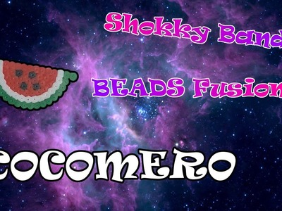 Shokky Bandz Beads Fusion || Tutorial COCOMERO