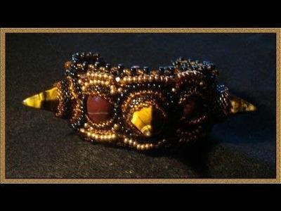 Bracciale embroidery ciondoli e orecchini.wmv