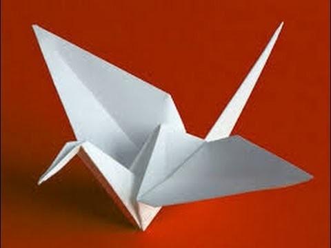 Come fare il ciglio origami-creatività