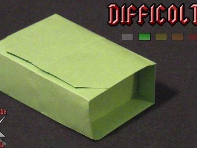 [ORIGAMI ITA] Scatola Nella Scatola || Origami Utili