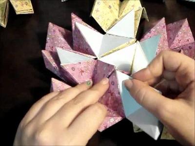 Origami Revealed Flower
