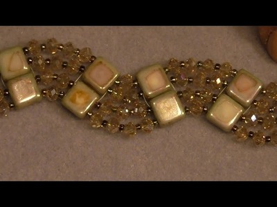 Tutorial - Bracciale Green Wave - Settembre 2014