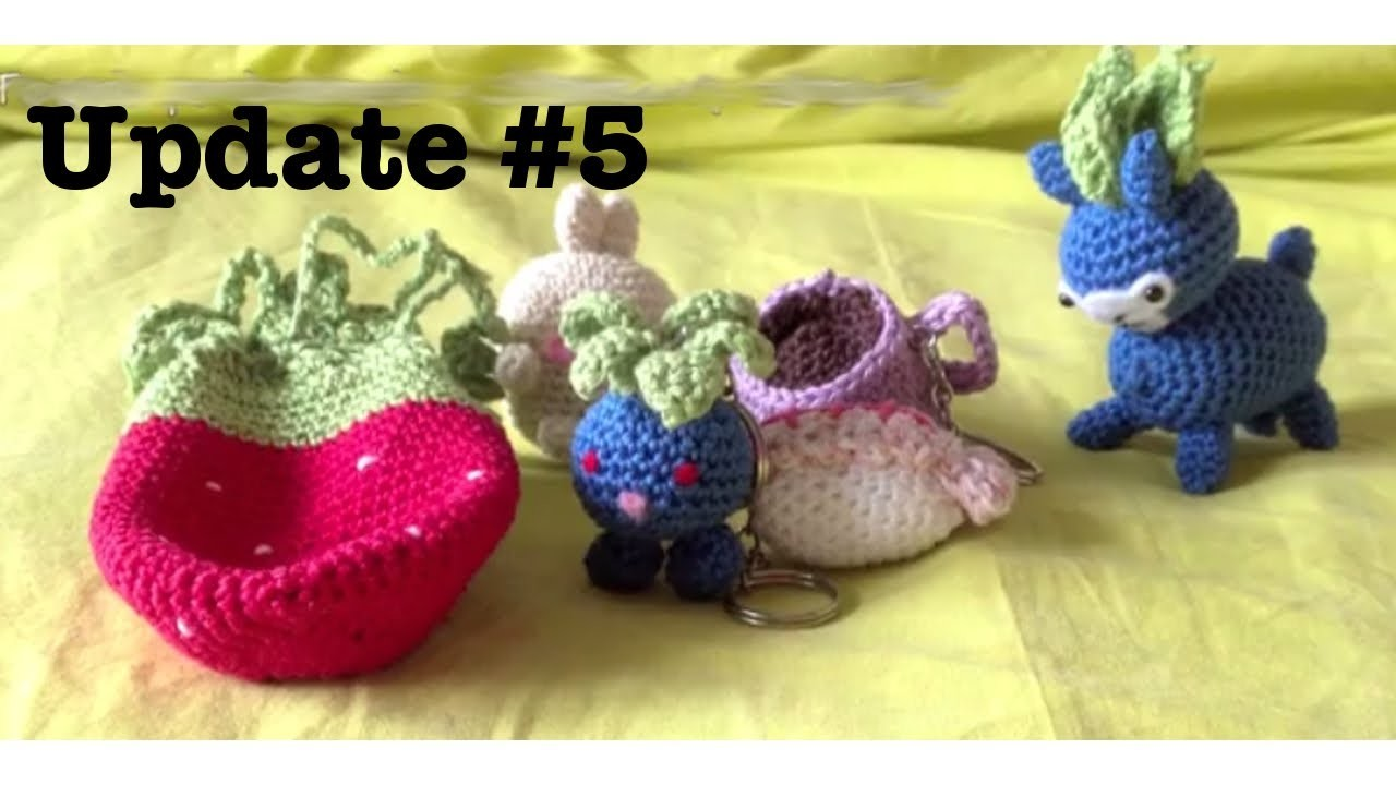Uncinetto Agosto - Crochet update by Donatella