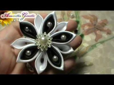 Vlog Creativo #5 | Acquisti scrap, sciarpe con lana a rete, kanzashi