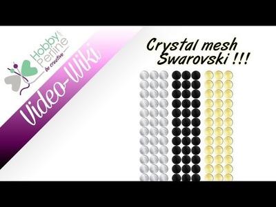 Crystal mesh Swarovski | WIKI - HobbyPerline.com