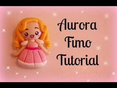 ♡ Aurora in fimo - tutorial. Aurora Polymer Clay Tutorial ♡