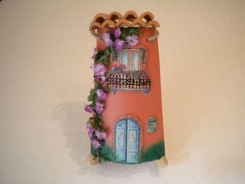 Tutorial: Decoupage tridimensionale su tegola di ceramica (seconda parte)