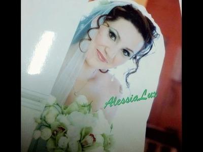 DIY tutorial trucco matrimonio make-up sposa easy veloce sfumato con BB cream ideale per giorno sera