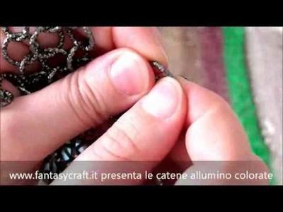 Fantasy Craft - Catene colorate - perline, bigiotteria