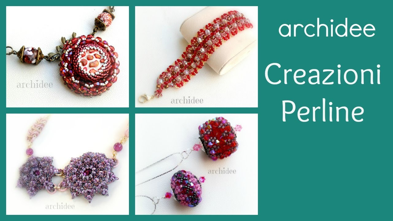Peyote | Embroidery | Creazioni | DIY Beadworks Creations Update