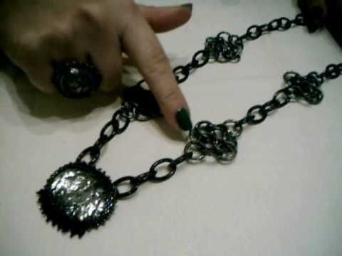 Tutorial chainmail con catene fashion Fantasycraft