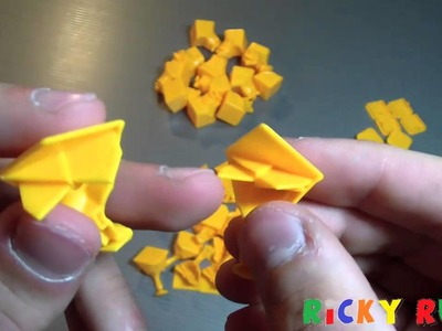 TUTORIAL: How to Assemble, Lubricate & Adjust a DIY DaYan 5 ZhanChi (Stickerless or Normal)