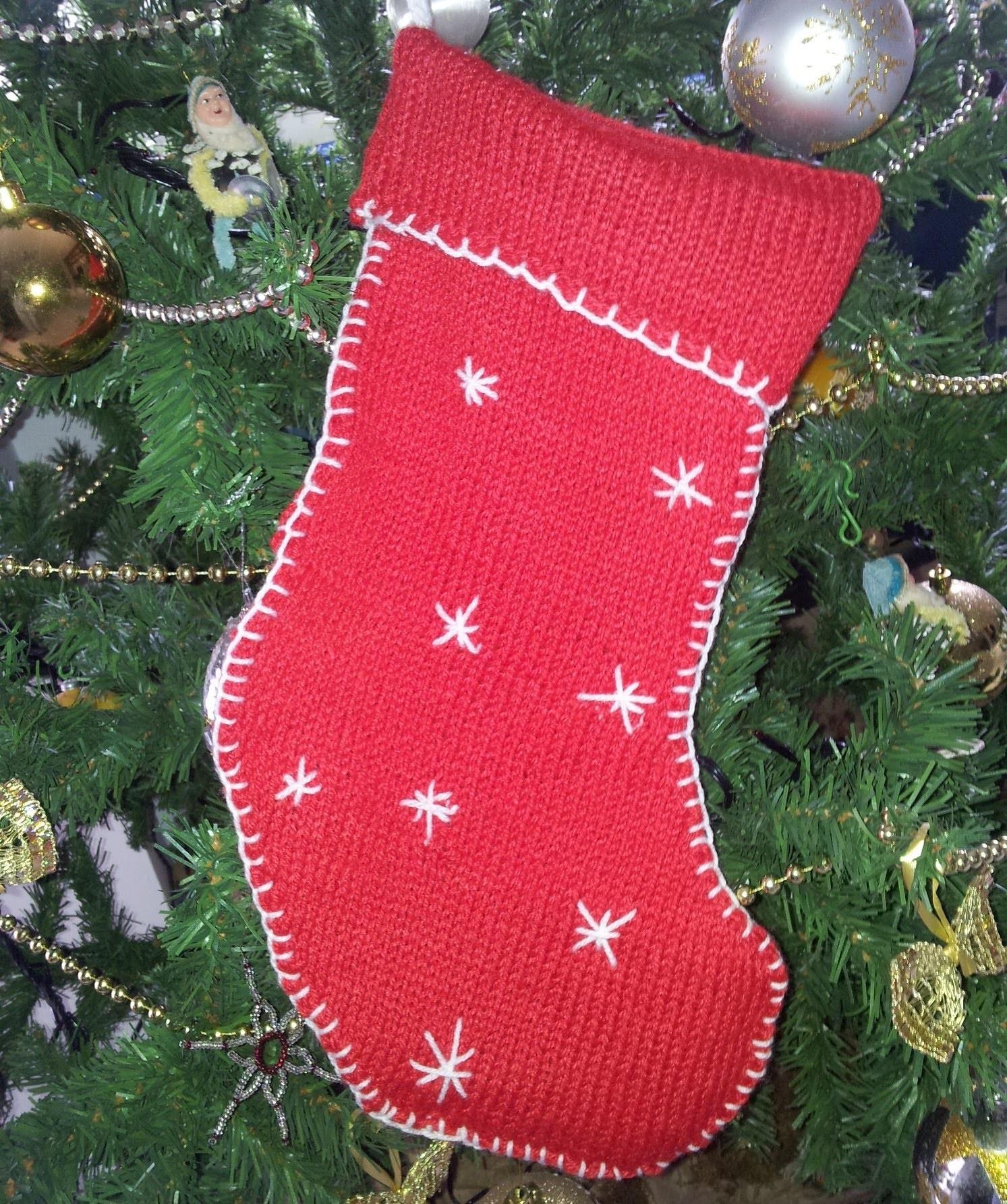 DIY TUTORIAL: LA CALZA DELLA BEFANA PARTE 2 di 3 How to knit Epiphany sock AUMENTI DIMINUZIONI