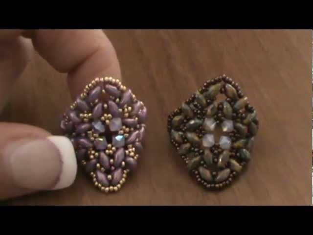 "Introduzione al tutorial anello ""Soraya""( intro video tutorial ""Soraya ring"")"