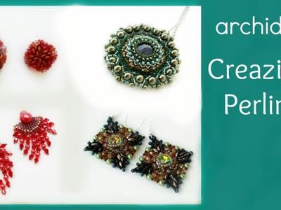 Peyote | Creazioni | Super Duo | Bricks | Beaded Beads | Lentil Beads | DIY Beadworks
