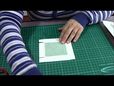 Scrapbooking tutorial: tea bag