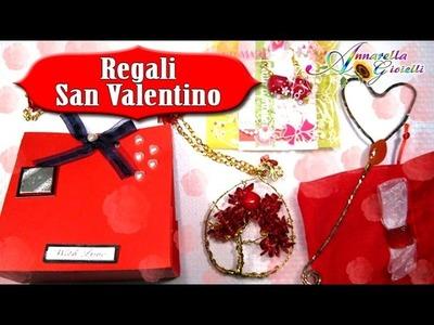 I miei regali di San Valentino.