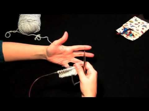 Posizione del filo - How to hold the thread (Tecniche Base)