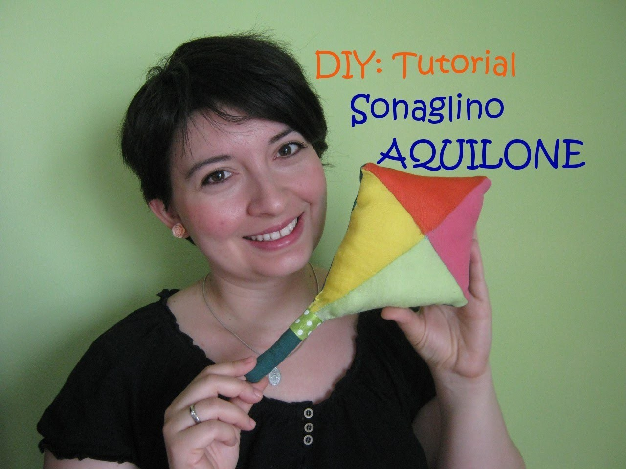 DIY: Giochi per bambini - TUTORIAL Aquilone!