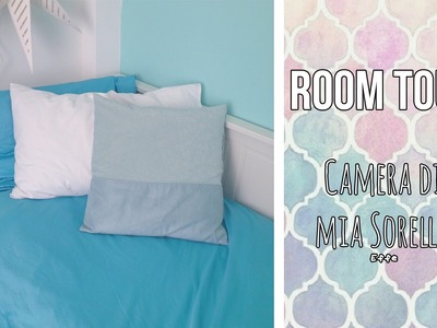 Room Tour - Camera di mia Sorella - Effe