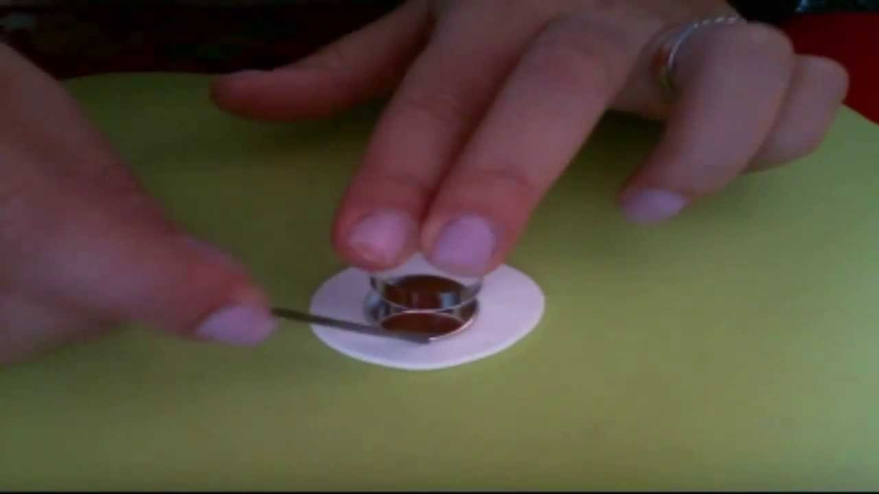 Tutorial piatto ( HOW MAKE A PLATES) in fimo cernit polymer clay
