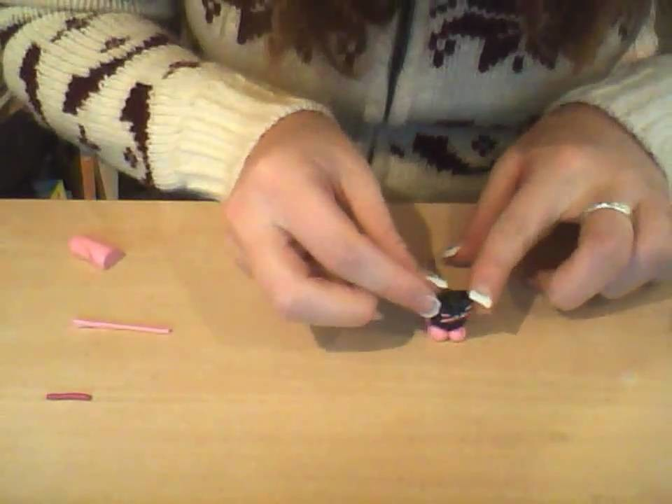 Tutorial Polymer Clay - Gattino